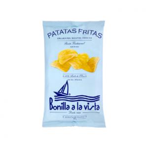 BOLSA PATATAS FRITAS SIN SAL 150 g