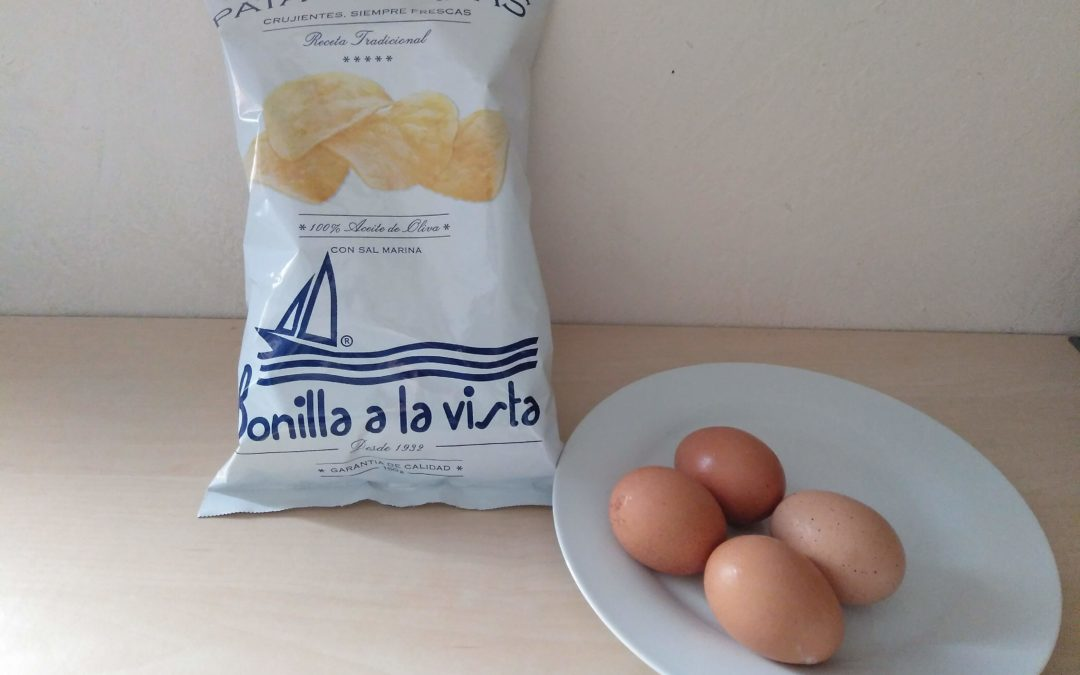 Tortilla de patatas Bonilla a la Vista