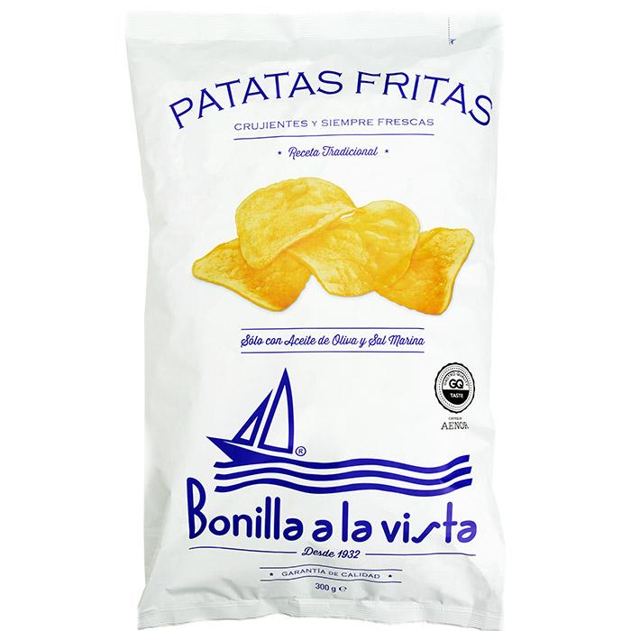 Patatas Bonilla 300g