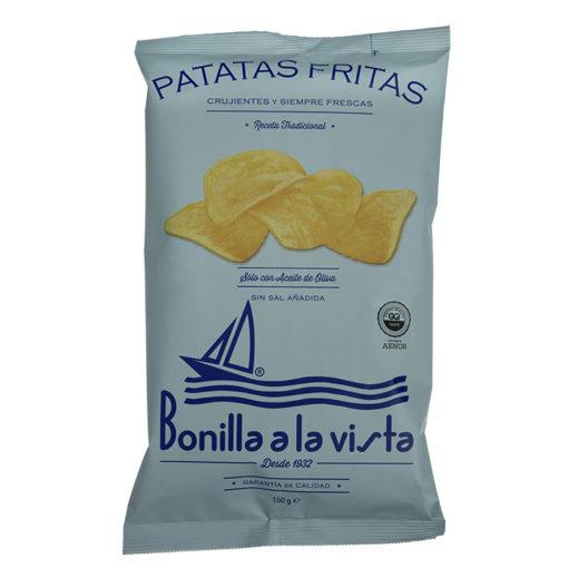 Patatas Bonilla sin sal
