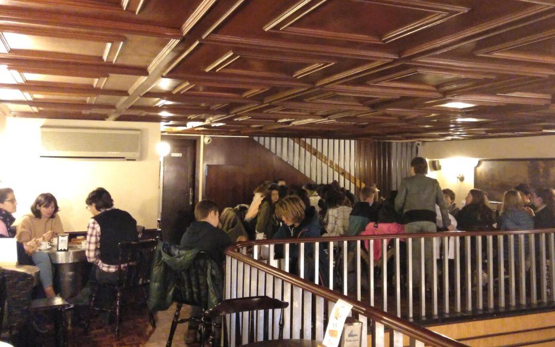 Visita del Collège La Salle, Annecy Le Vieux