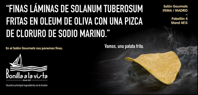 Bonilla a la Vista atrae a más de 5000 profesionales en el Salón Gourmets de Madrid